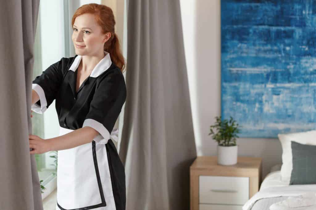 статика для вакансий 1 - Домработница на два дня