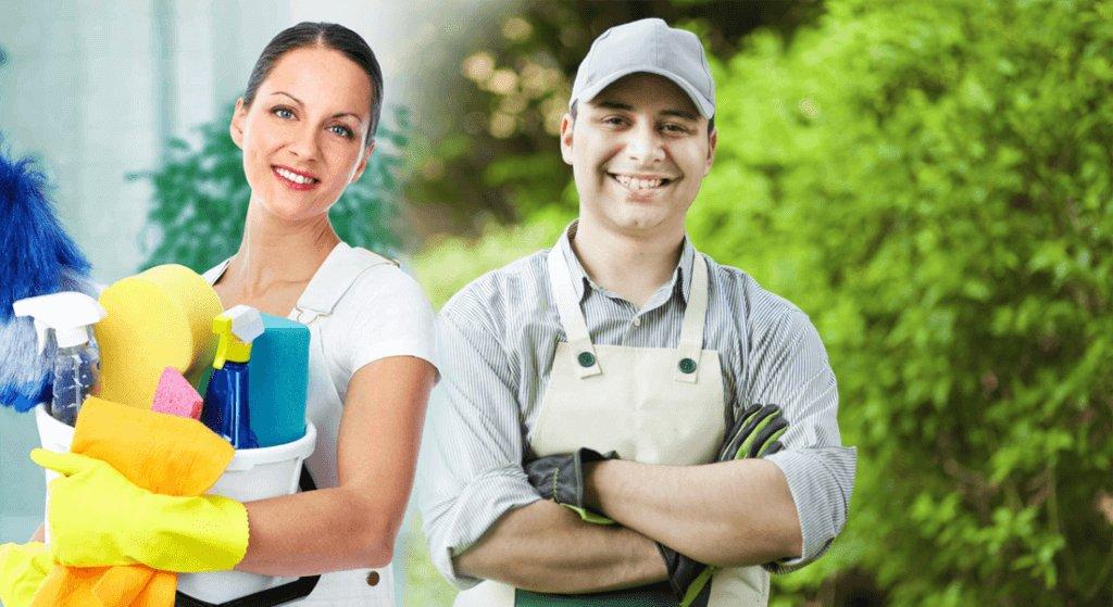 статика для вакансий 1 - Помощник по хозяйству либо семейная пара