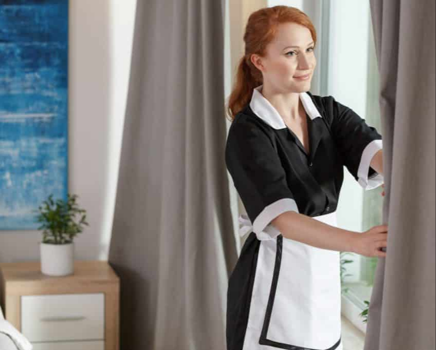 статика для вакансий 1 - Домработница в семью