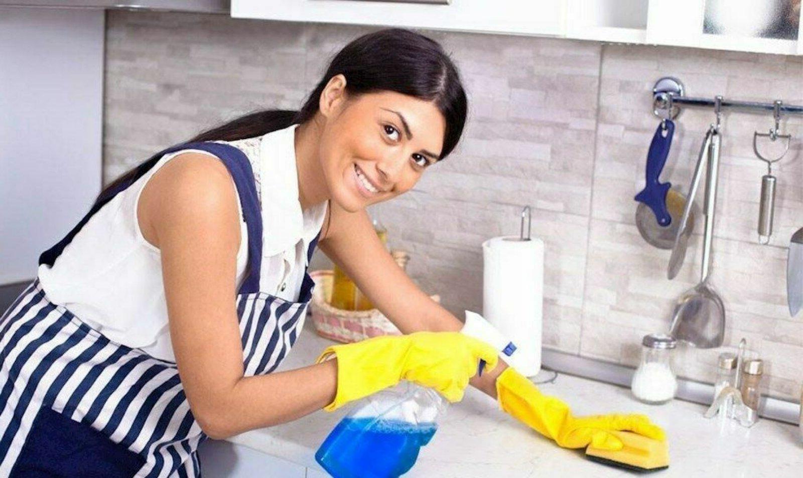 поможем найти работу домработницей - Горничная домработница в семью