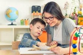 статика для вакансий 1 - Няня для мальчика 9 лет (с диагнозом РАС)